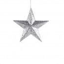 Étoile en plastique